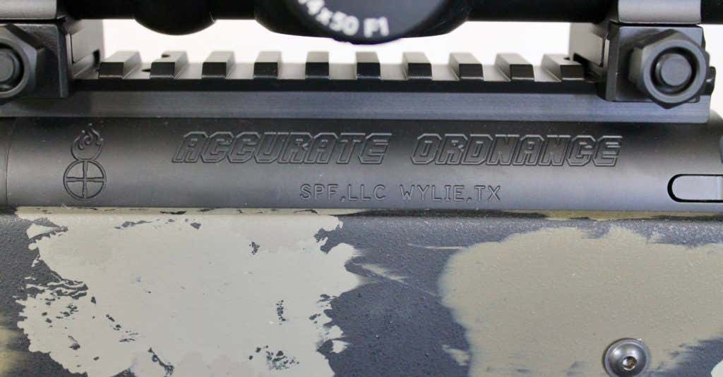 Gun Review: Accurate Ordnance  223 Trainer | Written By